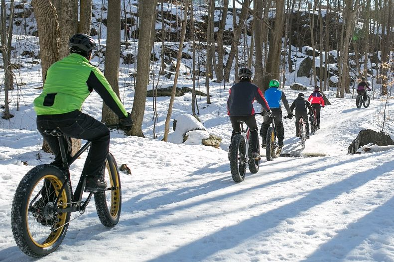 New Winter Bike Festival Coming to Muskoka