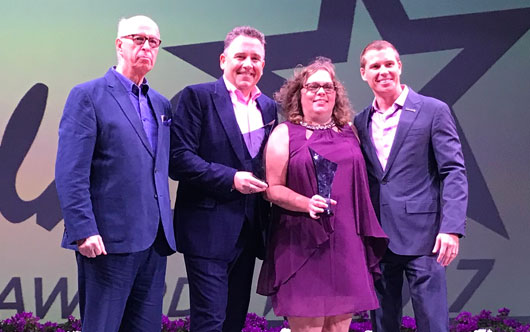 Friisdahl wins Sandals CEO Award of Excellence