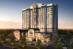 New Embassy Suites Opens in Houston