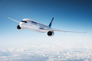 Lufthansa to Fly Flagship A350-900 on YVR Route
