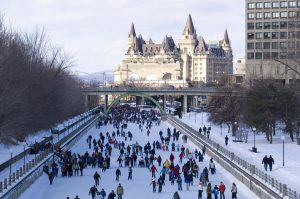 Westin Ottawa invites guests to enjoy the outdoors