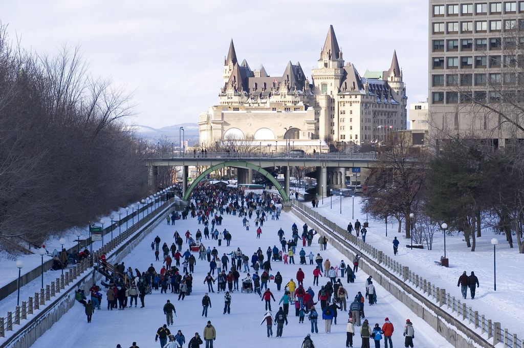 Westin Ottawa Invites Guests To Enjoy The Outdoors