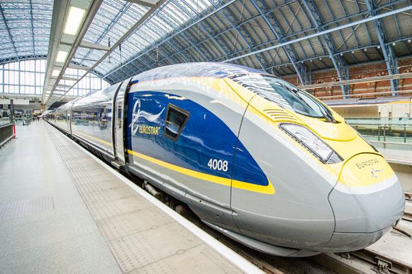 Eurostar Unveils New Service