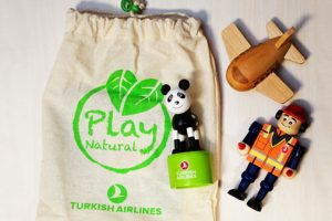 Turkish Airlines Introduces New Inflight Toys