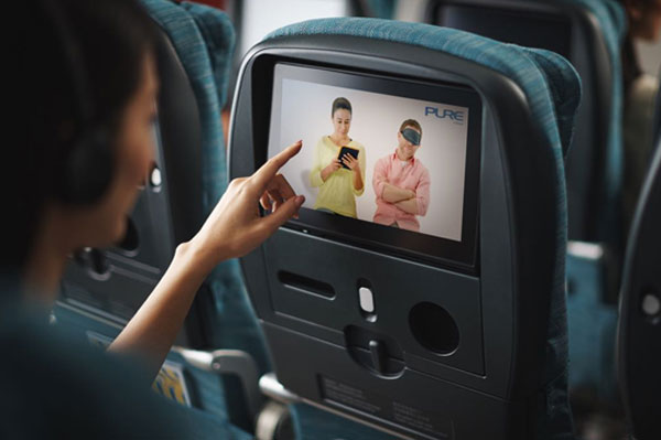 Cathay Brings Yoga To The Sky