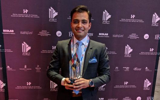 Aspiring Hotelier Award