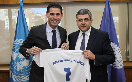 New UNWTO ambassador