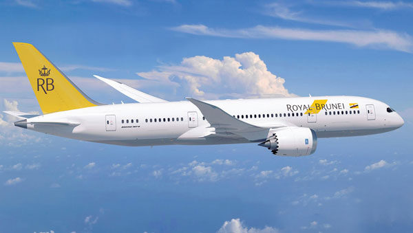 AirlinePros Named Royal Brunei Airlines' GSA