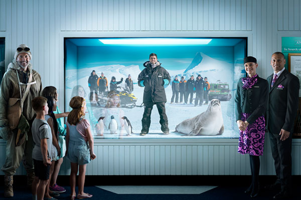 Air New Zealand – Always So Cool