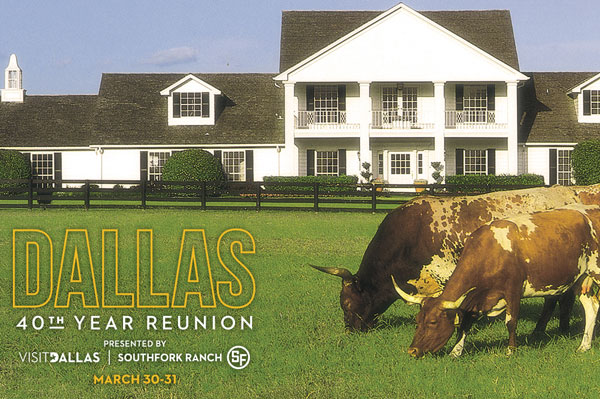 Dallas Celebrates 40th Anniversary of Dallas