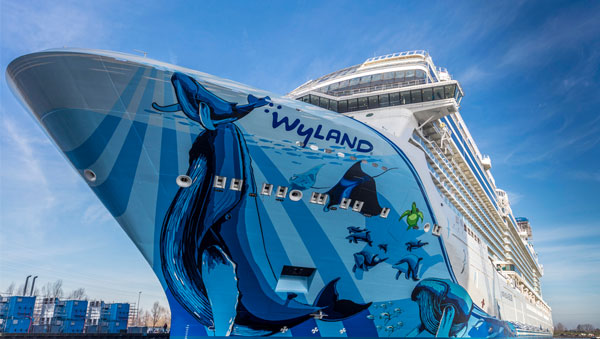 Norwegian Bliss One Step Closer to Delivery