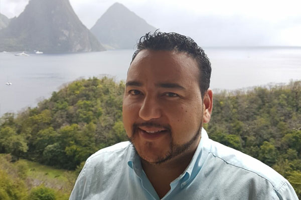 Saint Lucia Appoints New Trade Sales Manager