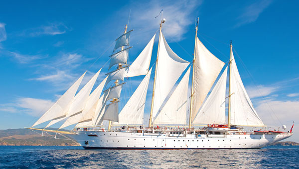 Star Clippers Great Way To Explore Indonesia