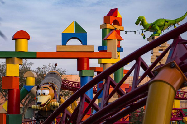 Disney To Open Toy Story Land June 30