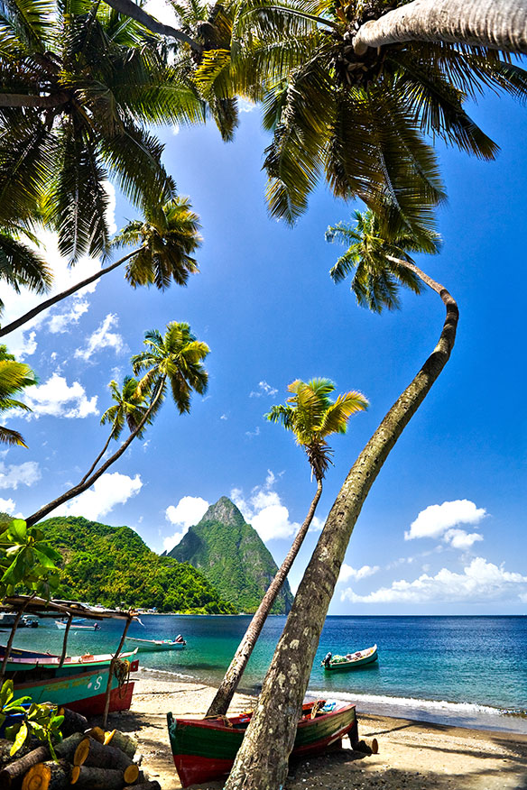 Saint Lucia Welcomes Return Of Canadian Airlines