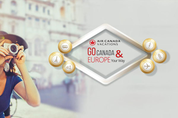 Air Canada Vacations Unveils New Promotion