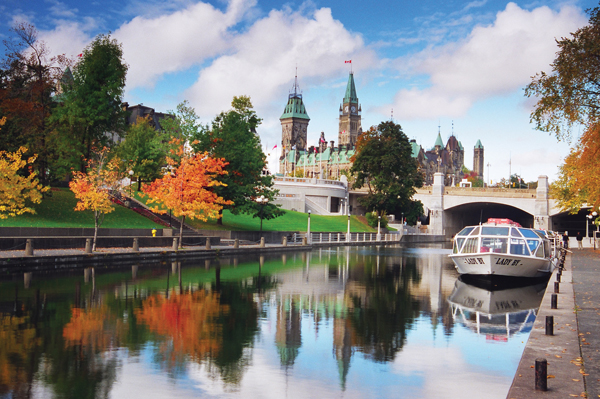 Canada's Tourism Industry On The Move