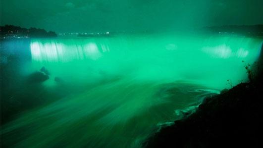 'Green Light' For St Patrick's Celebrations