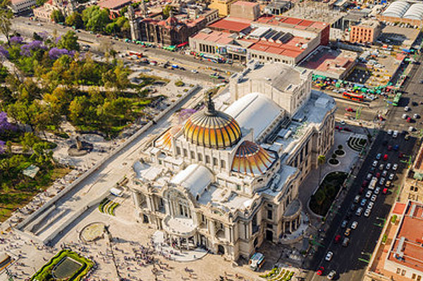 WestJet Launches Mexico City Service