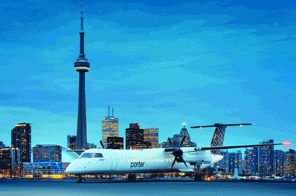 Porter Airlines Shifts Restart Of Flights To June 29