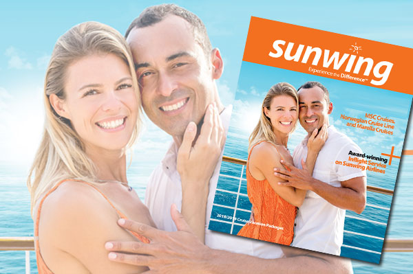 On Deck With Sunwing