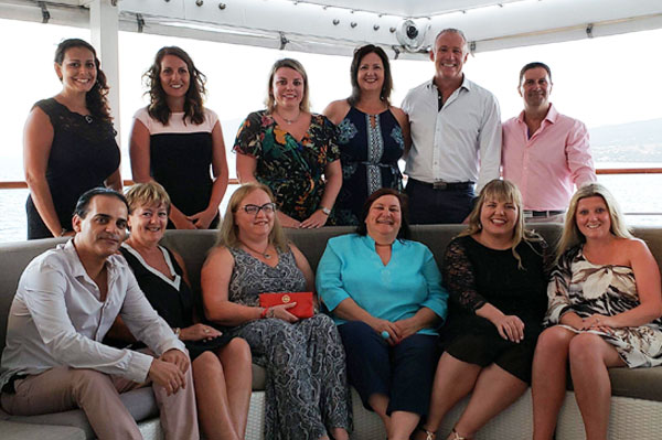 Tpi Honours Top Advisors Travelpress