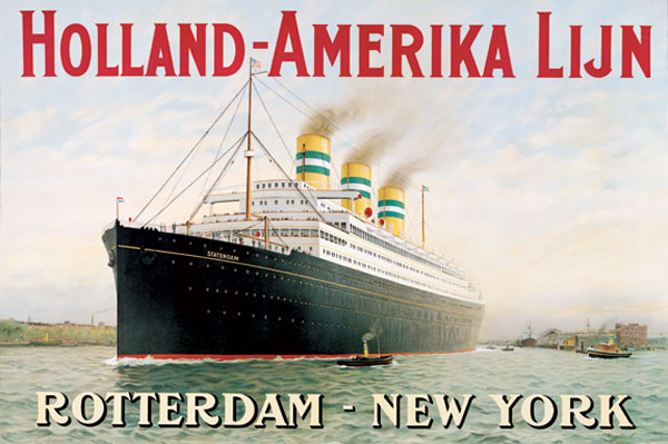 Happy Birthday Holland America Line