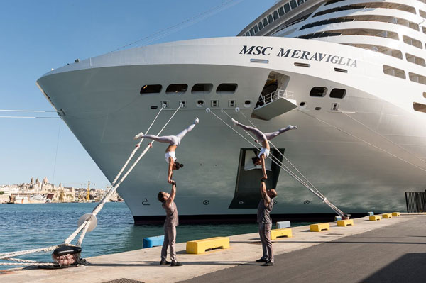 MSC Bellissimas Set For Asia In 2020