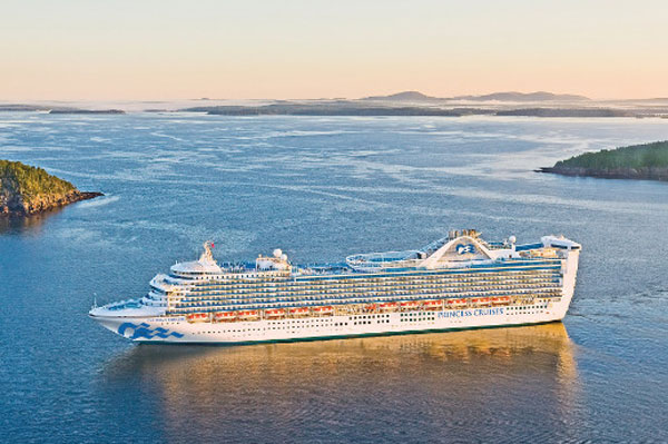 Transat Sets Sail With Princess