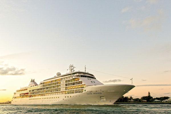 Silversea's Venetian Society Set To Sail