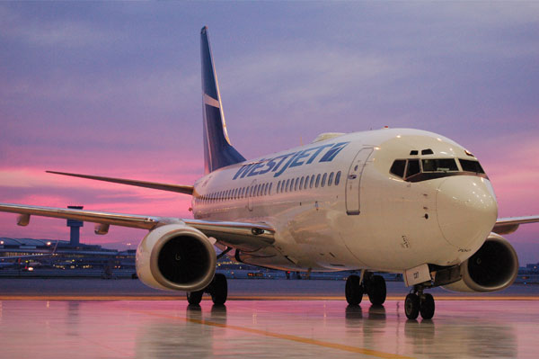 WestJet signs partnership agreement with ATCO