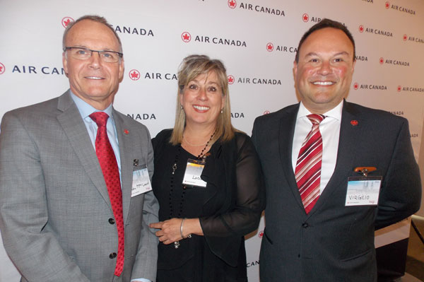 Air Canada Is Flying High