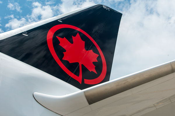 Air Canada launches YVR-Europe routes