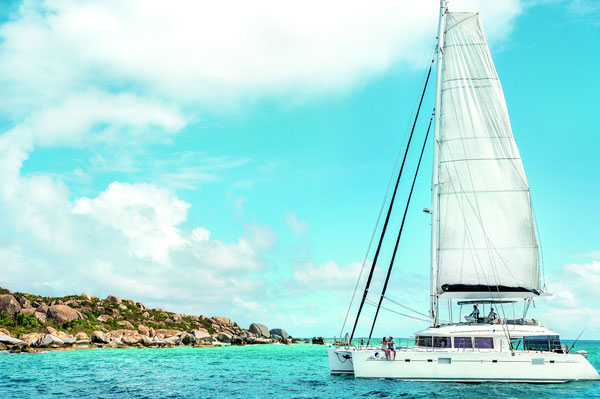 'Summer Sails' in the BVI
