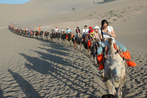 Royal Scenic Hosts Silk Road Tour