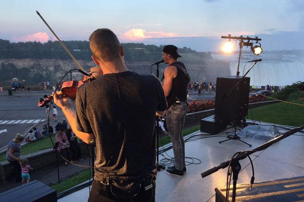 Niagara summer concert series underway