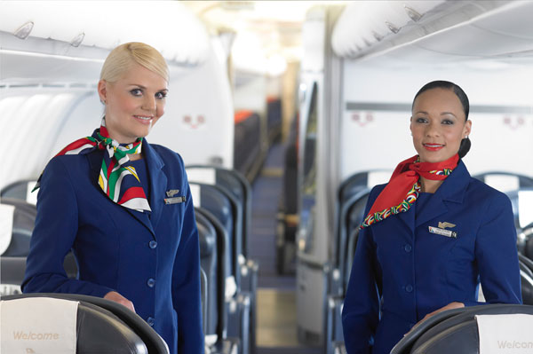 South African Airways Puts Africa On Sale