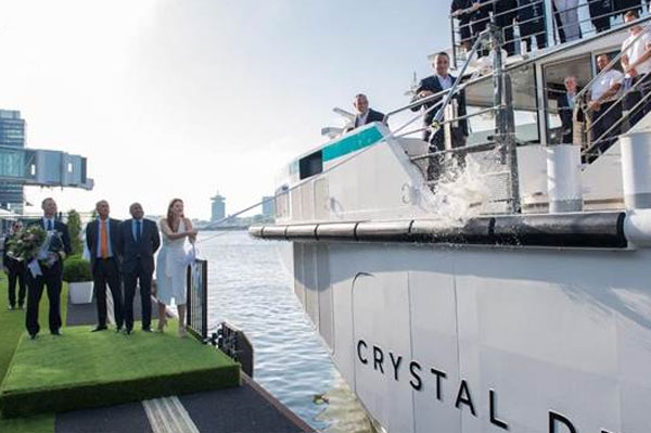 Crystal Debussy Officially Joins Crystal Fleet