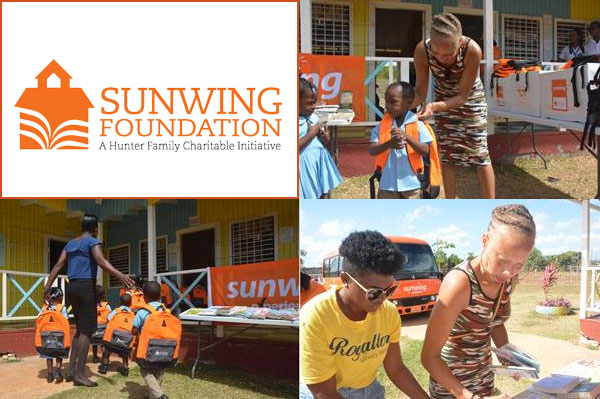 A Flying Start With The Sunwing Foundation
