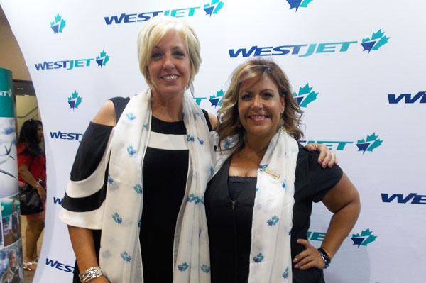 WestJet Makes It All About Agents