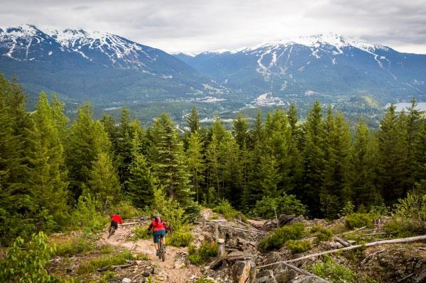 Two-wheeled mountain adventures start in Whistler