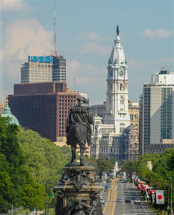 Philadelphia – It all started here