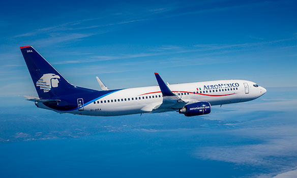 Grupo Aeromexico Files For US Chapter 11