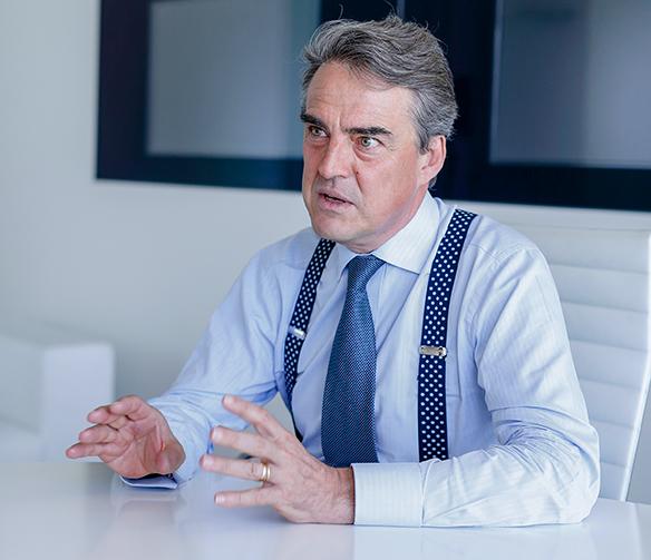 IATA's Alexandre de Juniac