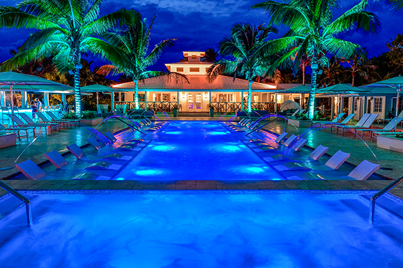 Serenity Coconut Bay pool