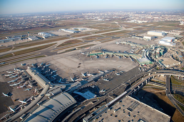 A Healthy Achievement For Toronto Pearson