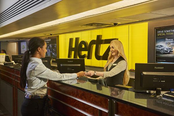 Hertz Voluntarily Files For Chapter 11