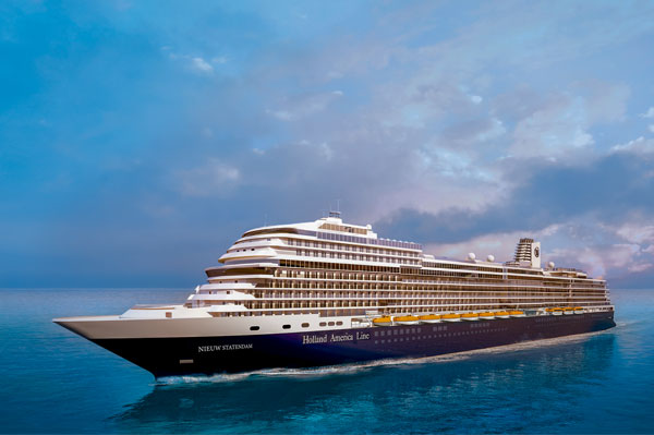 Win With Holland America