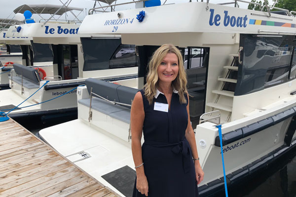 Le Boat Celebrates Canadian Expansion