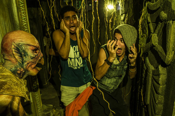 Universal Adds 10th Haunted House to HHN 2018